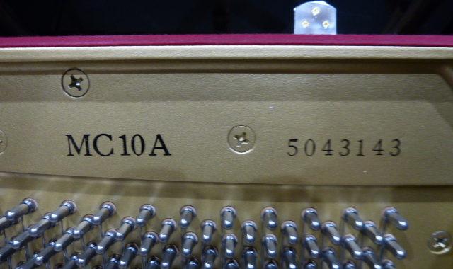 ヤマハMC10A(f)